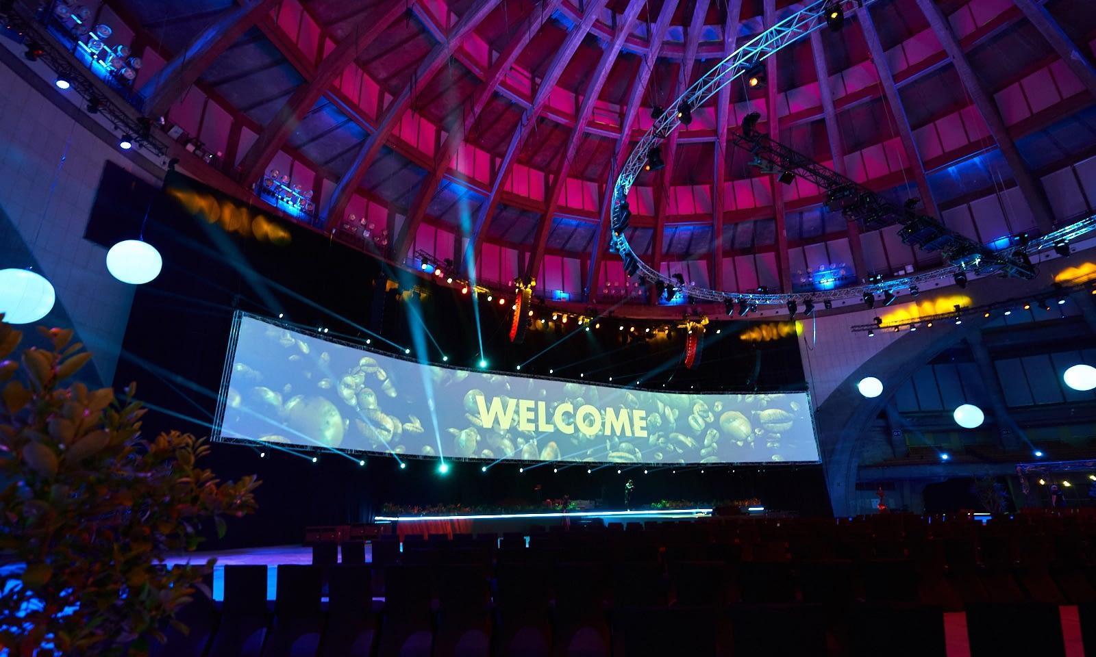 Gala Firmy Paliwowej Brill AV Media Brill Av Media
