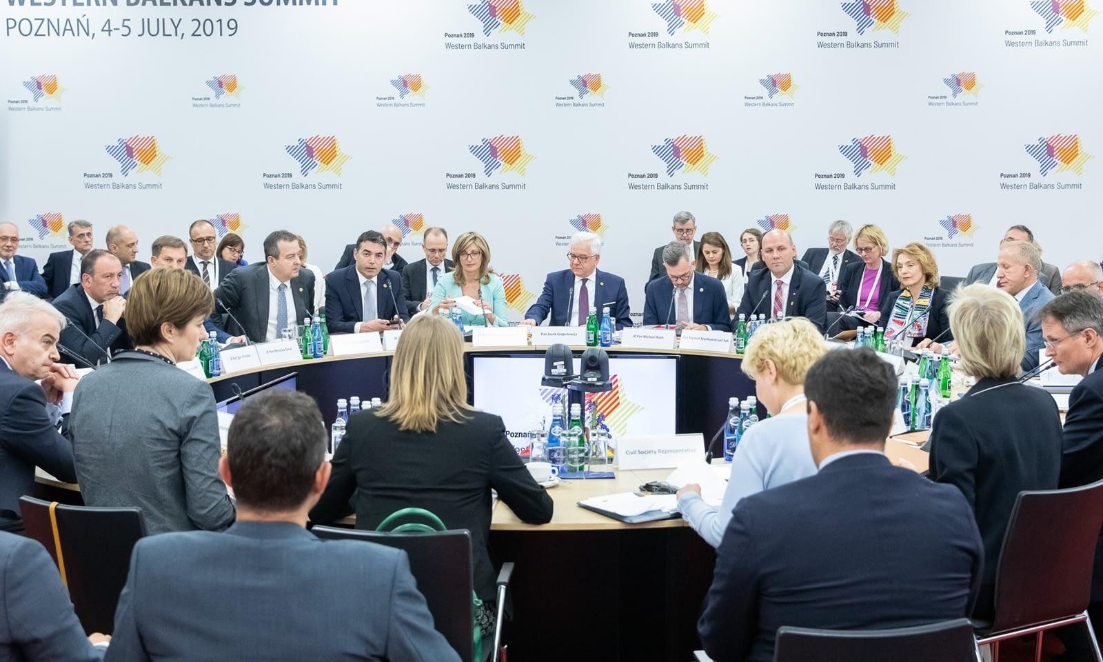 Szczyt Bałkanów Zachodnich 2019 Brill AV Media