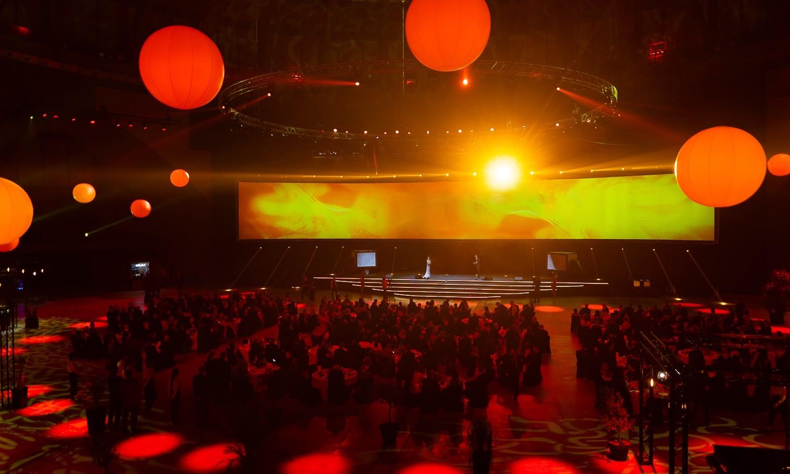 Gala Firmy Paliwowej Brill AV Media