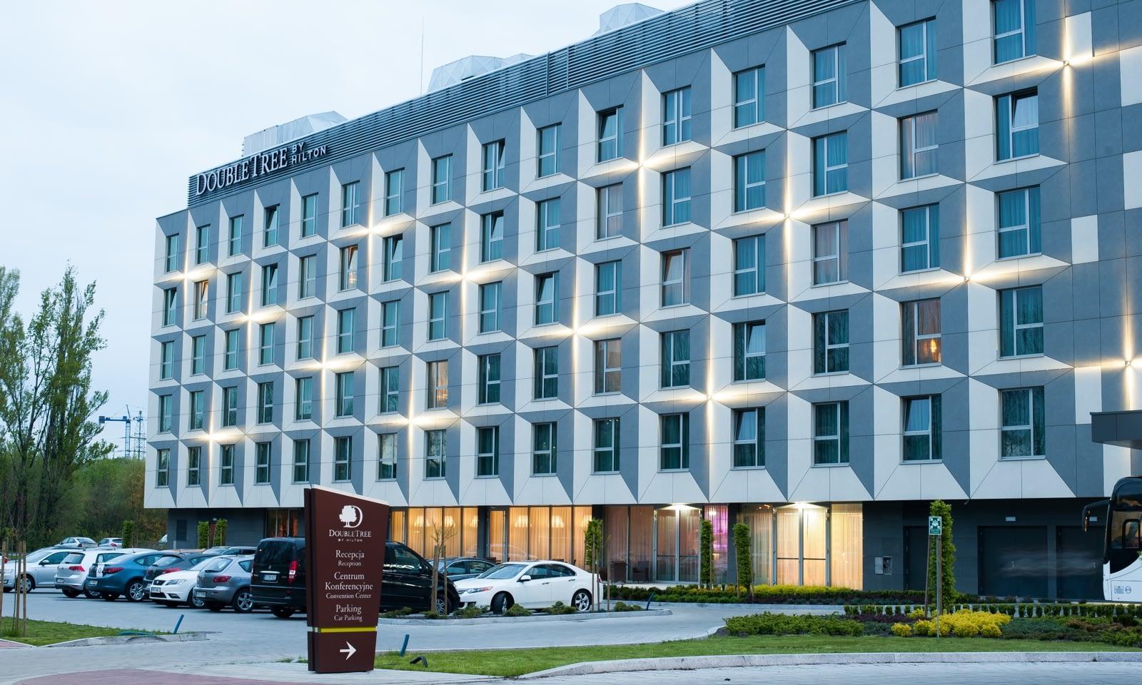Brill AV Media stałym dostawcą usług AVL (audio, video, light) DoubleTree by Hilton Kraków