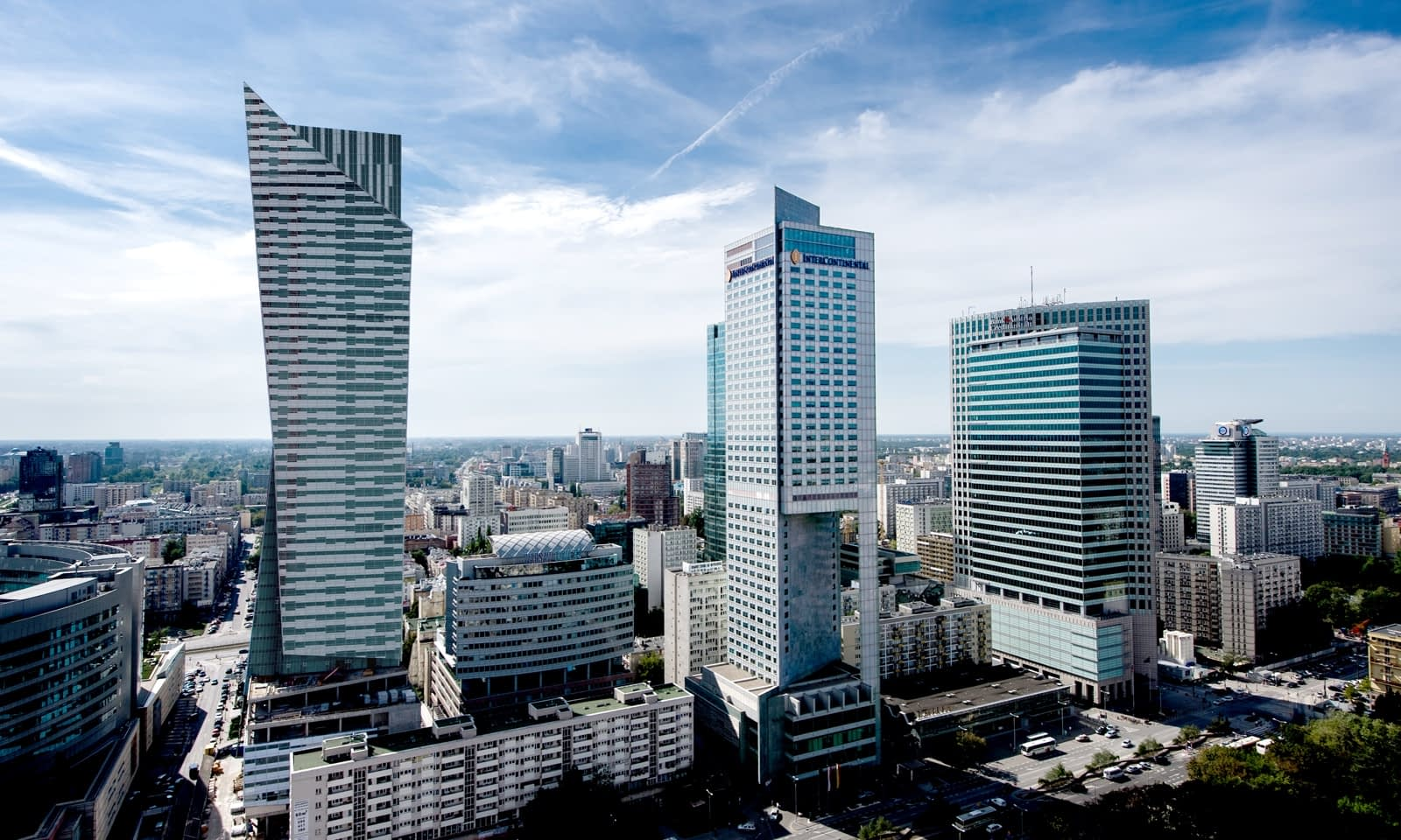 Brill AV Media stałym dostawcą usług AVL (audio, video, light) Intercontinental Warszawa