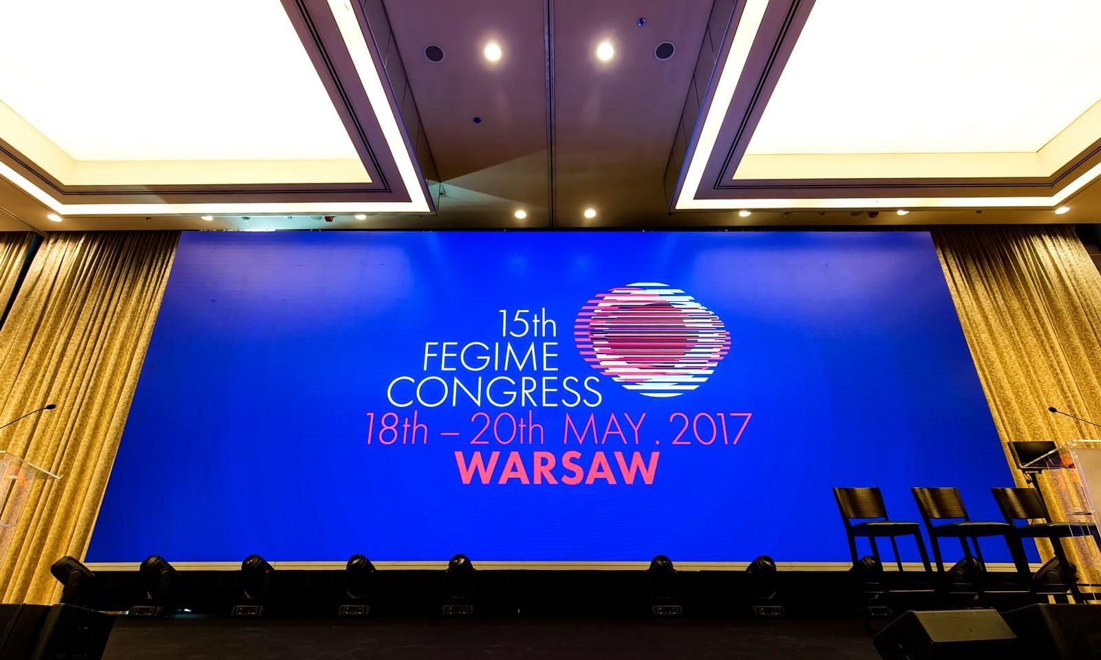 Brill AV Media na XV Kongresie FEGIME