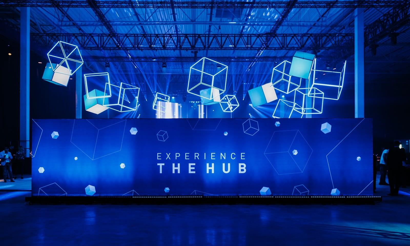 Pannatoni Europe Experience the hub Brill AV Media