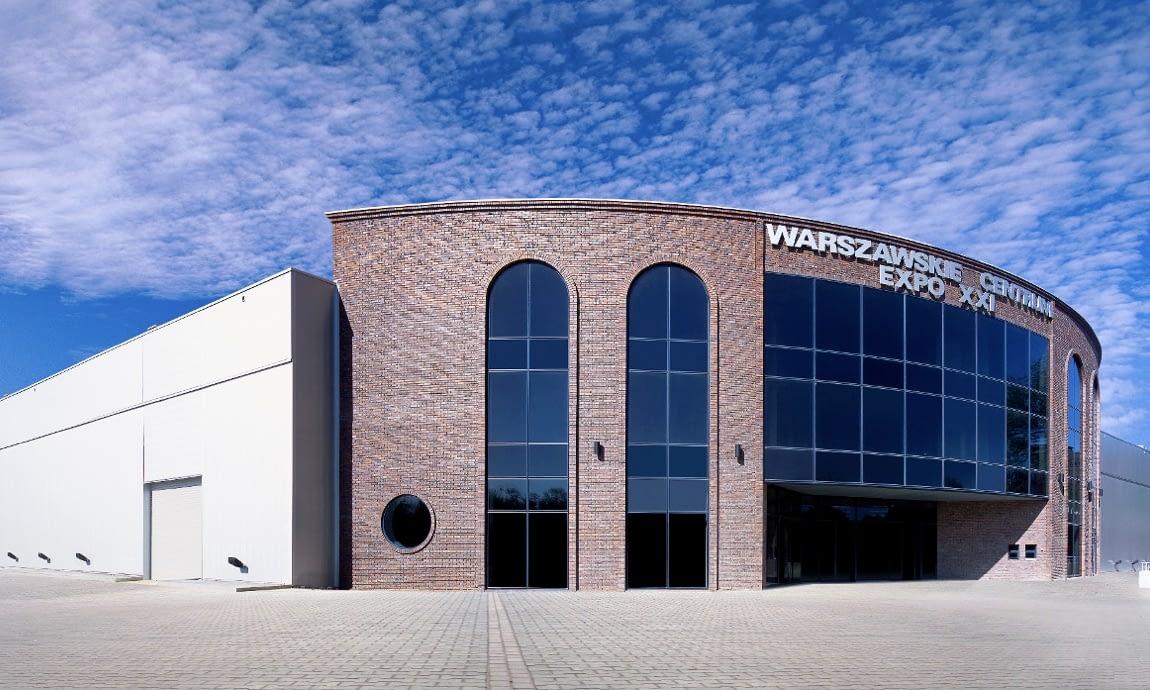 Brill AV Media stałym dostawcą usług AVL (audio, video, light) EXPO XXI Warszawa