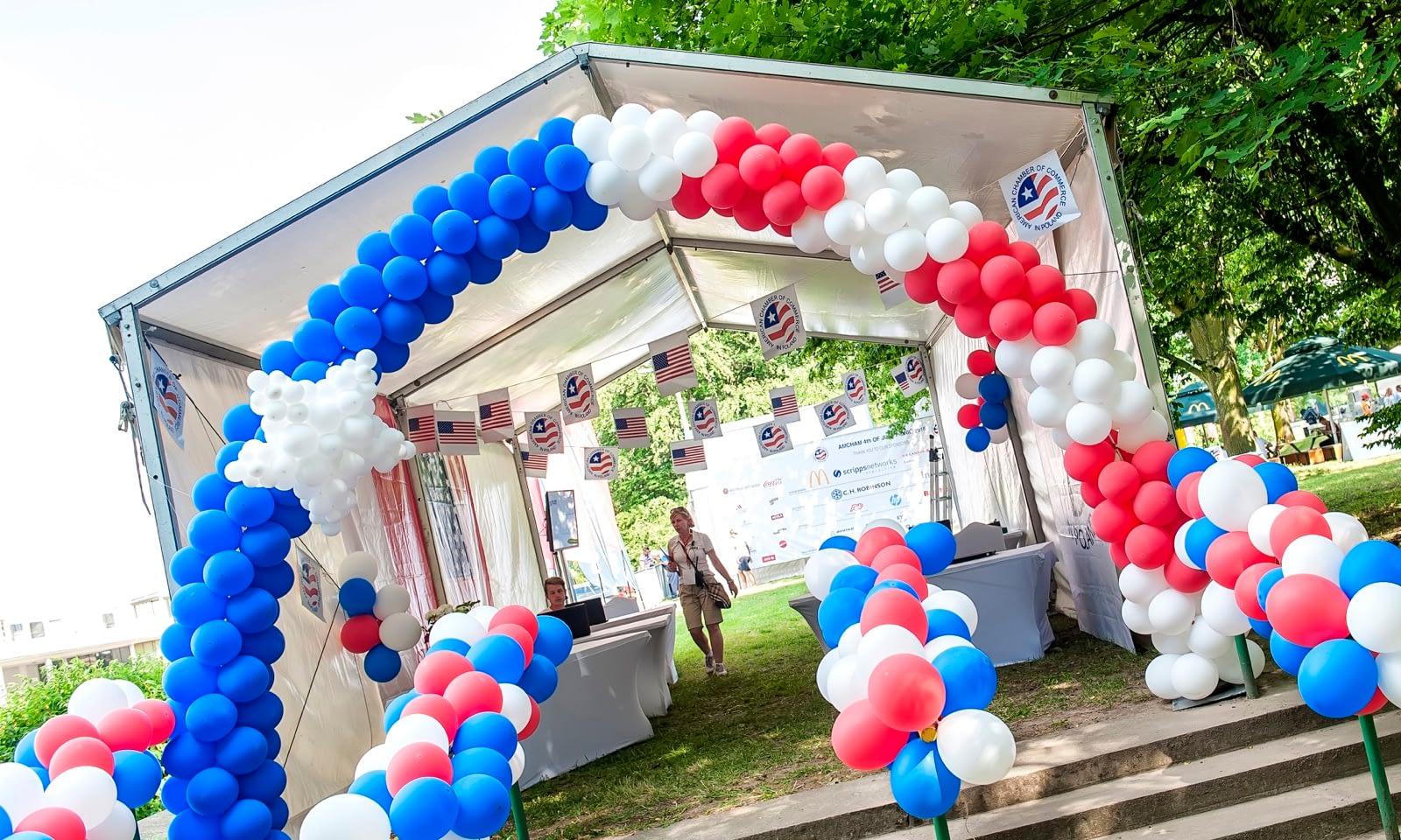 Piknik Amerykańskiej Izby Handlowej 2016 Brill AV Media