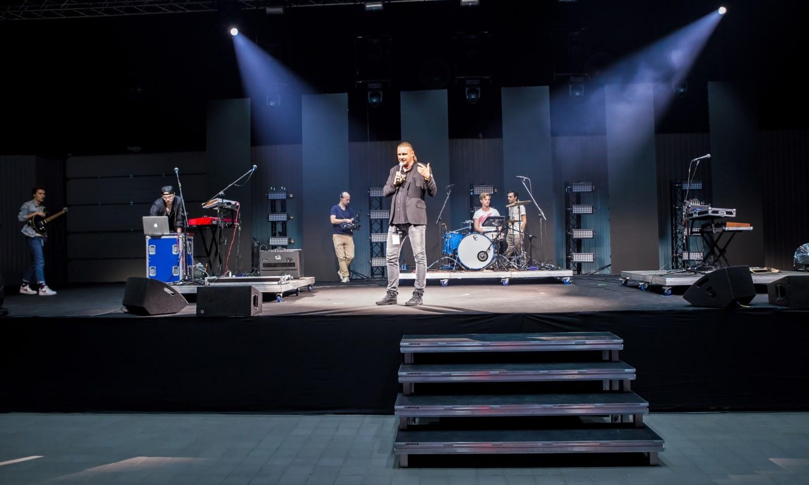 Warsztaty Brill AV Media 2019 Technika Koncertowa