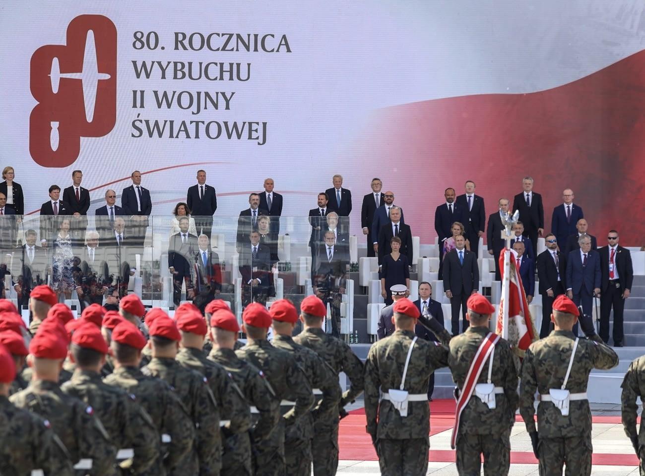 Obchody 80. rocznicy wybuchu II Wojny Światowej Brill AV Media