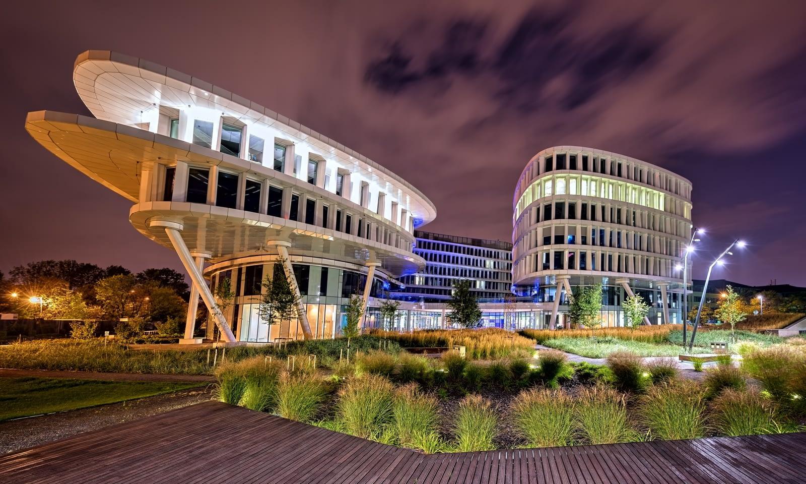 Brill AV Media stałym dostawcą usług AVL (audio, video, light) Sound Garden Hotel Warszawa