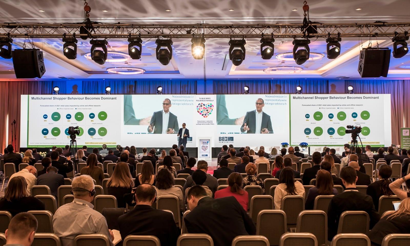 Retail Summit 2018 Brill AV Media