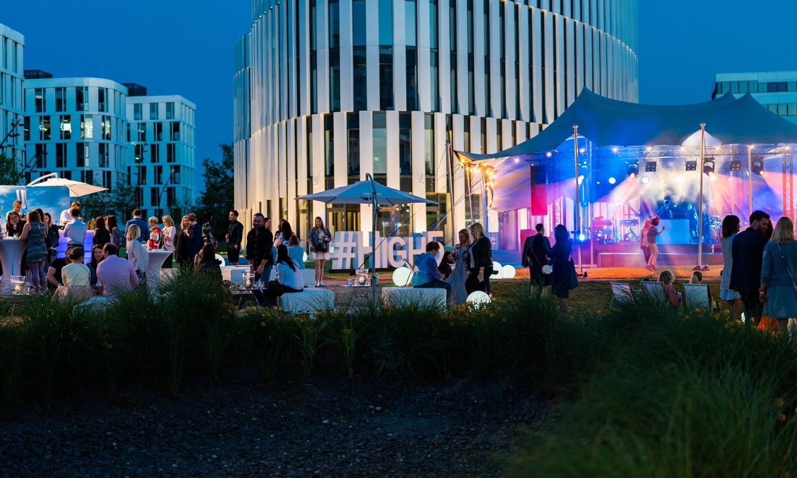 5-lecie Hotelu Sound Garden Brill AV Media partnerem technicznym wydarzenia