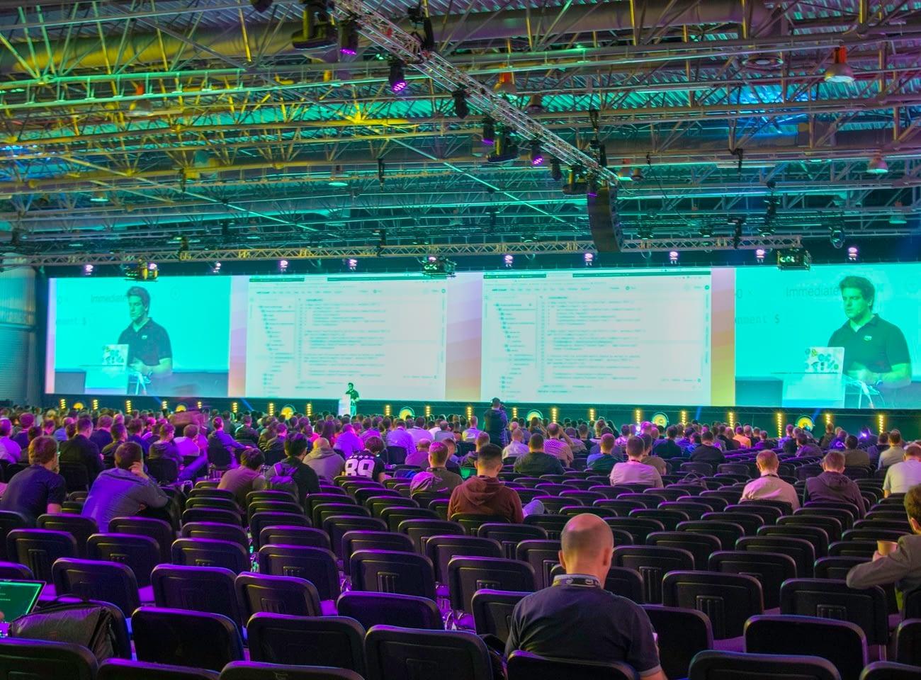 AWS-Summit-Warsaw-2019 Brill AV Media