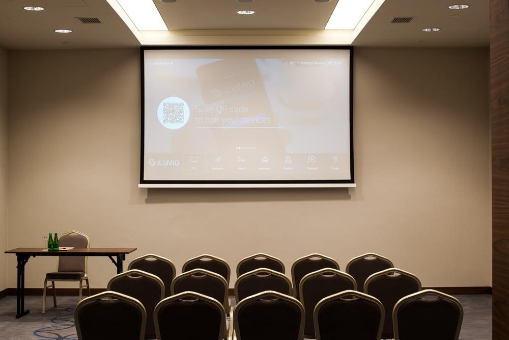 Ekrany projekcyjne - Brill AV Media