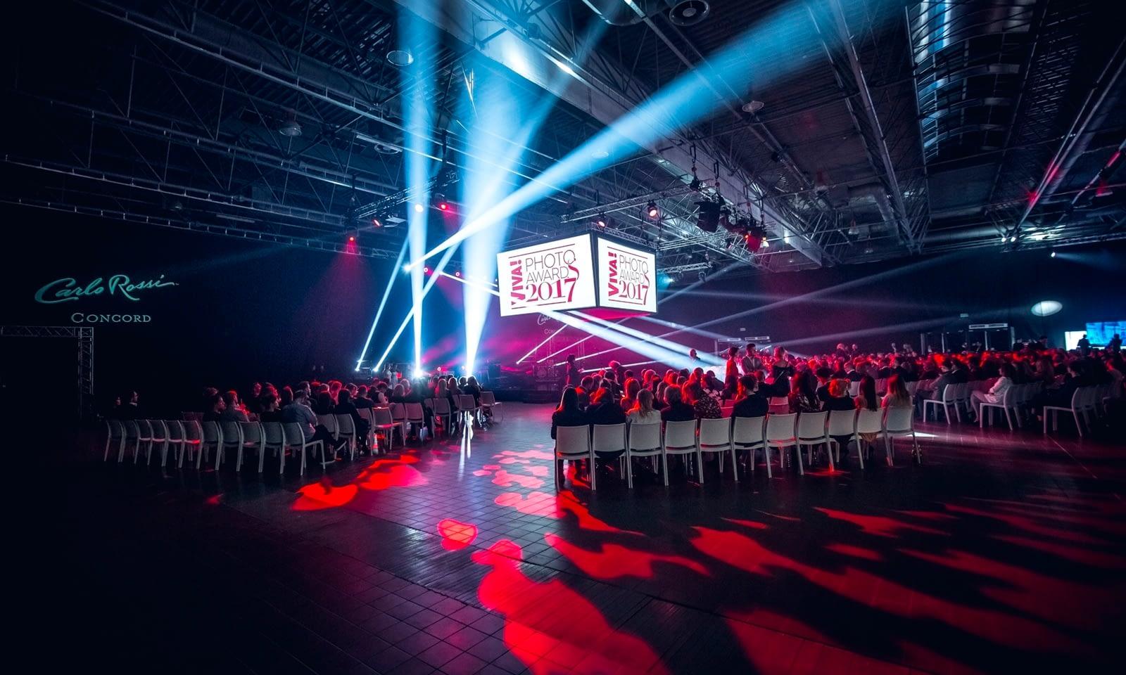 VIVA! Photo Awards 2017 Brill AV Media