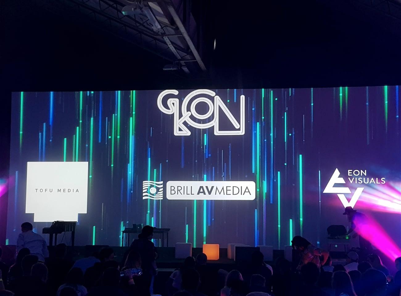 GONKON Krzysztof Gonciarz technika Brill AV Media