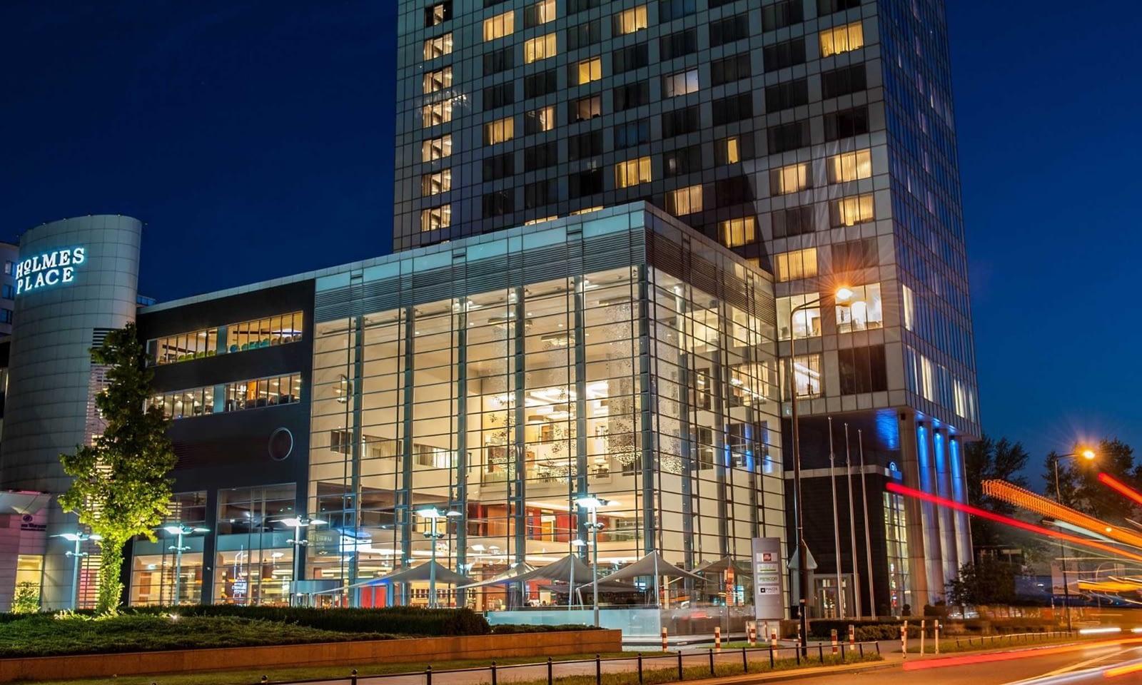 Brill AV Media stałym dostawcą usług AVL (audio, video, light) Hilton Centrum Warszawa