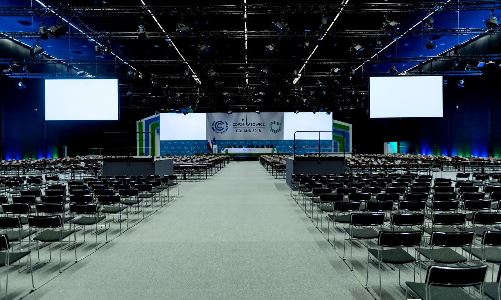 Konferencja COP24 w Katowicach