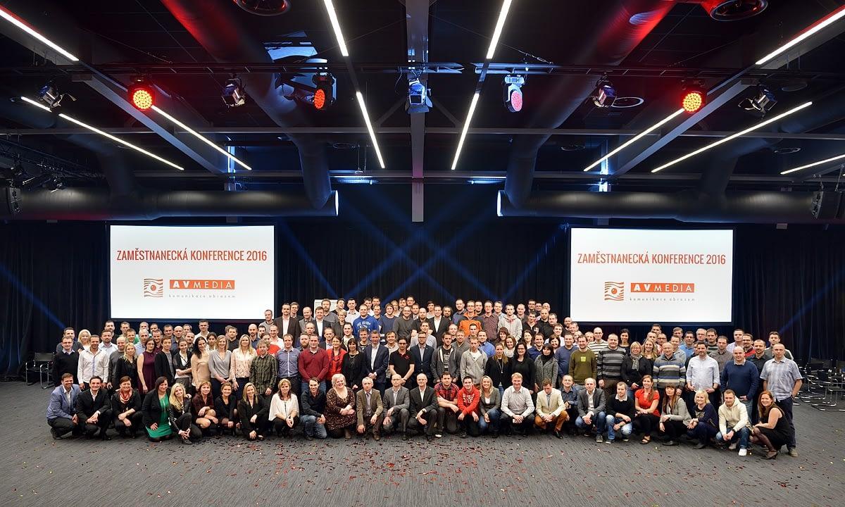 Konferencja naszego partnera AVMedia