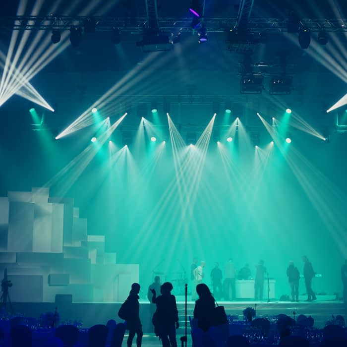 TECHNICAL SERVICES FOR EVENTS